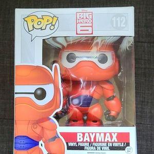 Funko POP Big Hero 6 Baymax #112